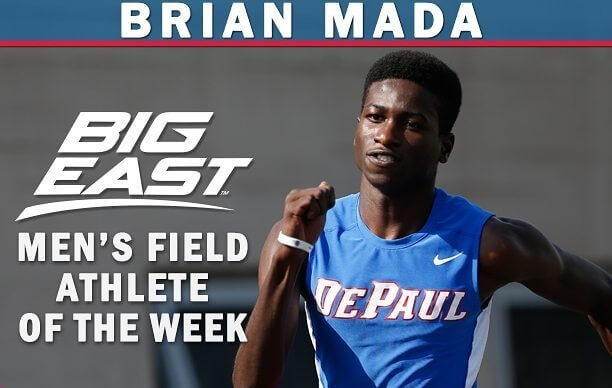 Brian Mada Already Making Waves at DePaul