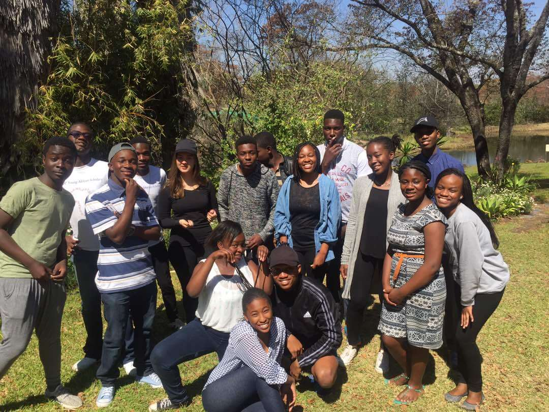 YYAS Alum Camp: Charting Our Futures
