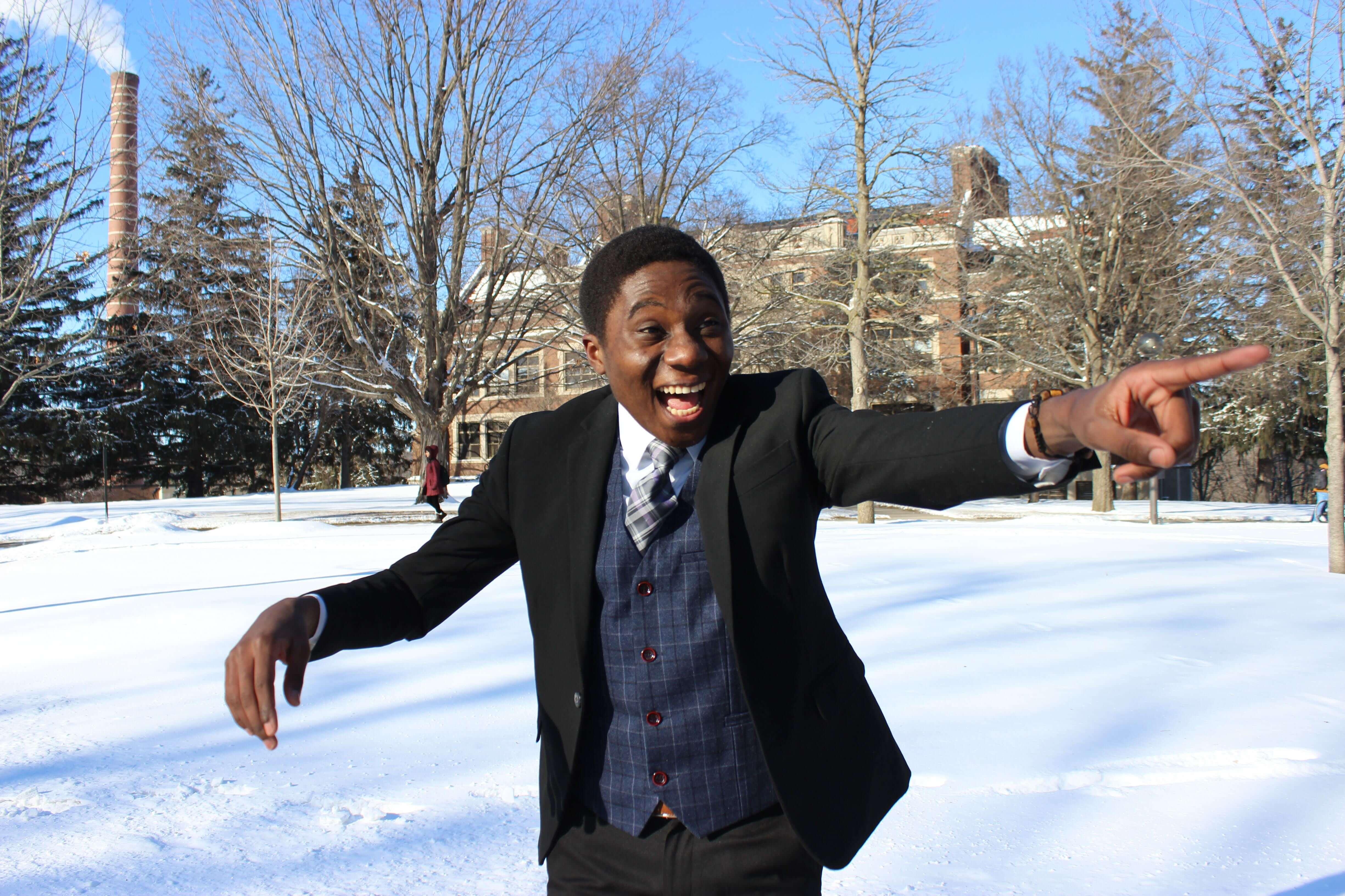 USAPer Anesu Masakura Elected Carleton Student Body President