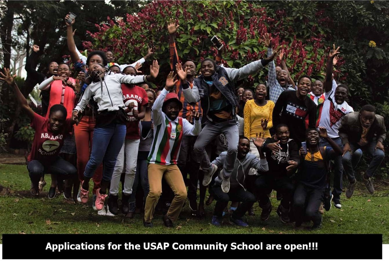 USAP Community School Applications Are Out!